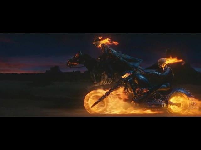 Burning ride Manowar - Return Of The Warlord
