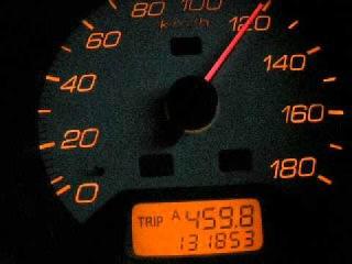 Accord Euro R CL1 0-190km/h - YouTube