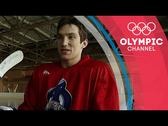 Meeting a Teenage Alex Ovechkin Before They Were Superstars