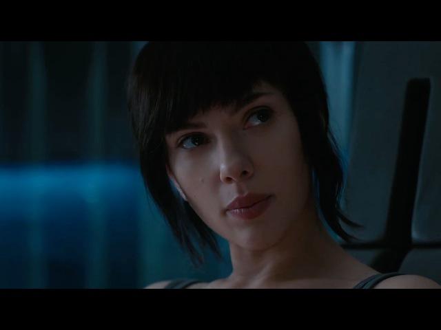 Ghost in the Shell   official trailer 2 teaser (2017) Scarlett Johansson