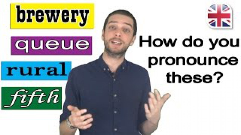 Oxford Online English 0009 - Pronunciation Lesson 0009 Pronouncing Difficult Words