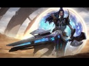 Pulsefire Caitlyn Login Screen Animation Theme Intro Music Song Official League of Legends
