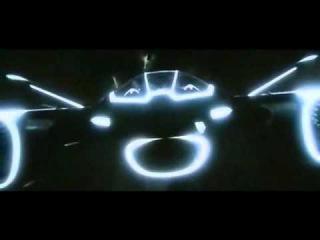 TRON: LEGACY CLIP- Light Jet Scene (FULL)