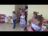 Open space в детском саду №4. г. Трехгорный. 2017