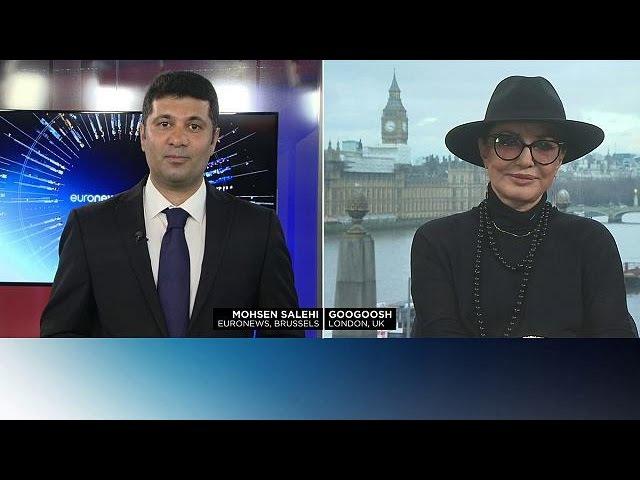 İran'ın divası Googoosh: Trump'ın yasağıyla o eski günlere dönmekten korkuyorum