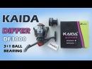 Обзор катушки Kaida DIFFER DF 3000 31 BB