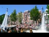 Amsterdam Gay Pride Canal Parade 2016