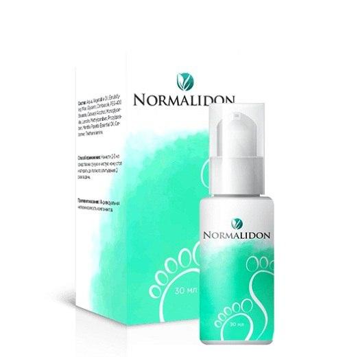 Нормалидон - гель от грибка