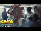 В парикмахерской | Crash Bandicoot N. Sane Trilogy