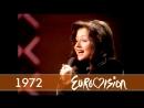 1972 Vicky Leandros - Après toi (Люксембург) (Eurovision - Евровидение 17)
