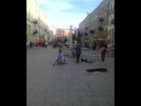 Питер, уличные музыканты 2