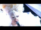Lady Gaga - Telephone & Dance In The Dark (Live @ BRIT Awards 2010)