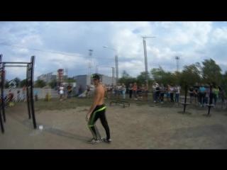 Arthur Kocharyan city Kartaly Street Workout #3
