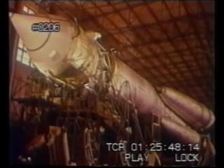 Подготовка к пуску РН «Восток-Л» с КА «Луна-1»