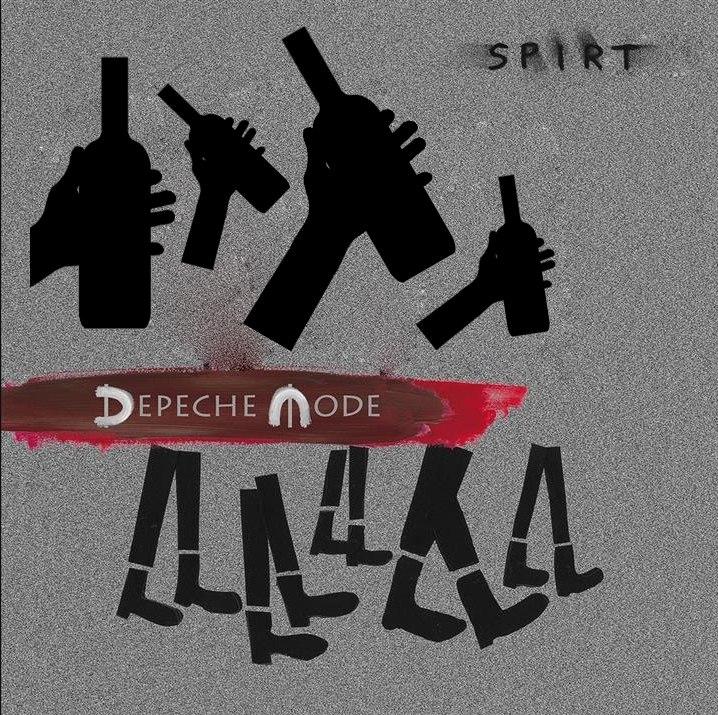 Depeche Mode 2017 Spirit