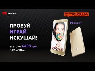 Huawei P8 Lite в Цитрусе от 649 грн-мес
