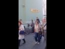 Уличные музыканты Питера))