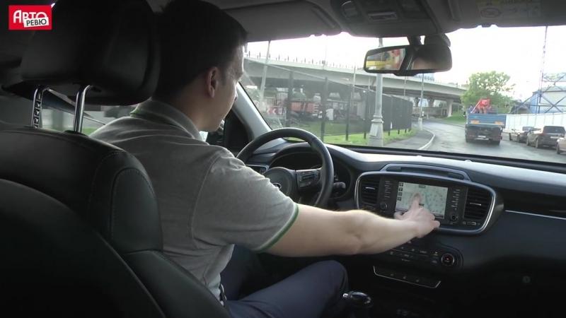 2017 Тест драйв - Skoda Kodiaq, Renault Koleos, Kia Sorento Prime