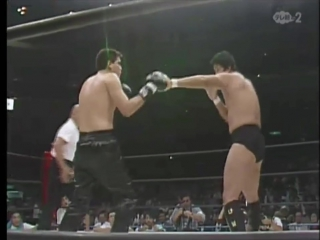 Akira Maeda vs. Don Nakaya Nielsen (09-10-1986)