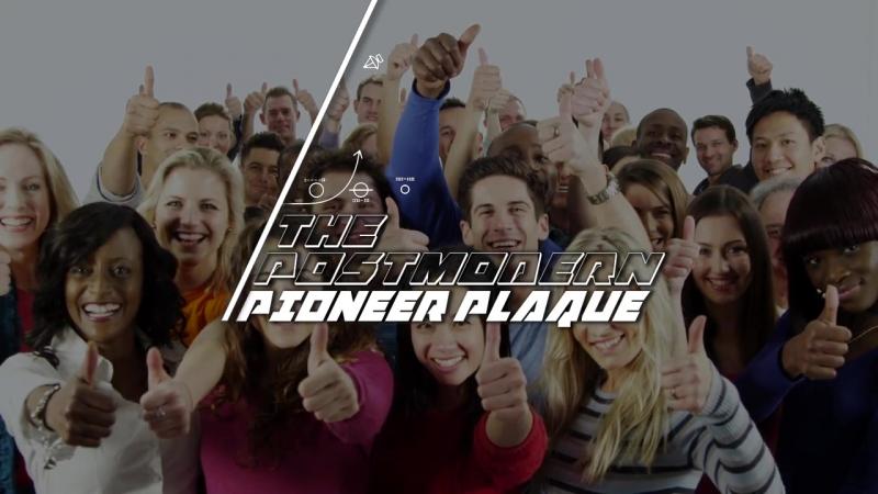Постмодернистская пластинка Пионера The Postmodern Pioneer Plaque режиссер Борис Козлов 4 мин 2016 Испания