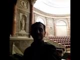 дудук-бэнд в эрмитажном театре...