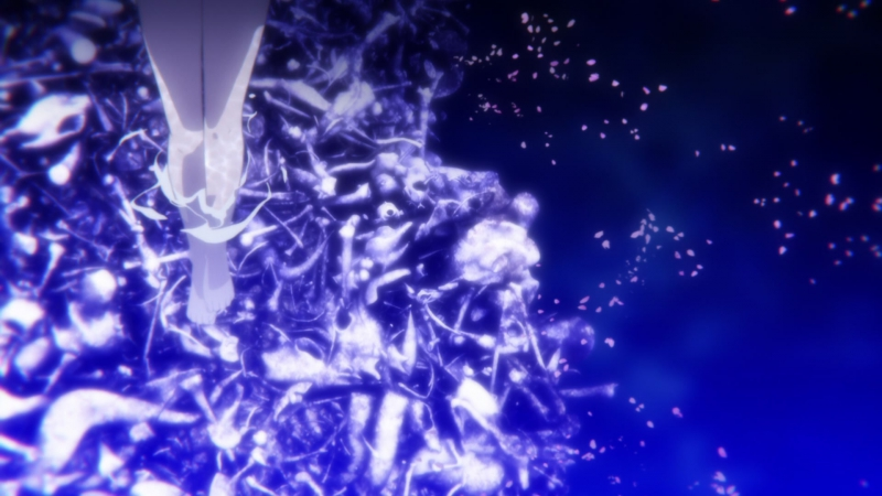 [AnimeOpend] Sakurako-san no Ashimoto ni wa Shitai ga Umatteiru 1 ED | Ending (NC) [Труп под ногами Сакурако 1 Эндинг]