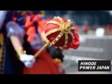Главный фестиваль японской культуры HINODE POWER JAPAN - 22 и 23 апреля, ВДНХ, Павильон 75