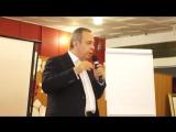 Диетолог N1 Алексей Ковальков проводит семинар на форуме TOP WOMAN