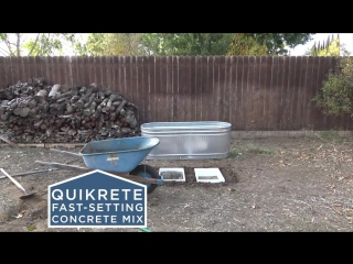 DIY Wood Fired Hot Tub