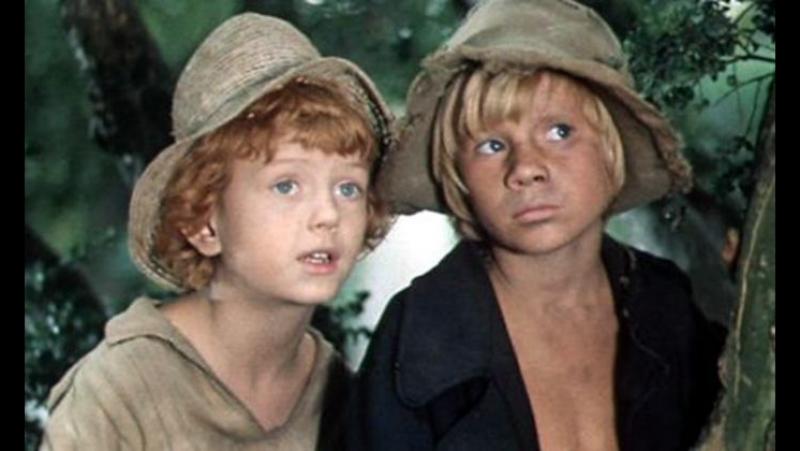 Приключения Тома Сойера и Гекльберри Финна. (1981)