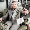 Типичный мультимиллиардер - успех, сила и деньги