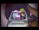 Barbie On the Go Build n Style Barbie Doll Car авто барби
