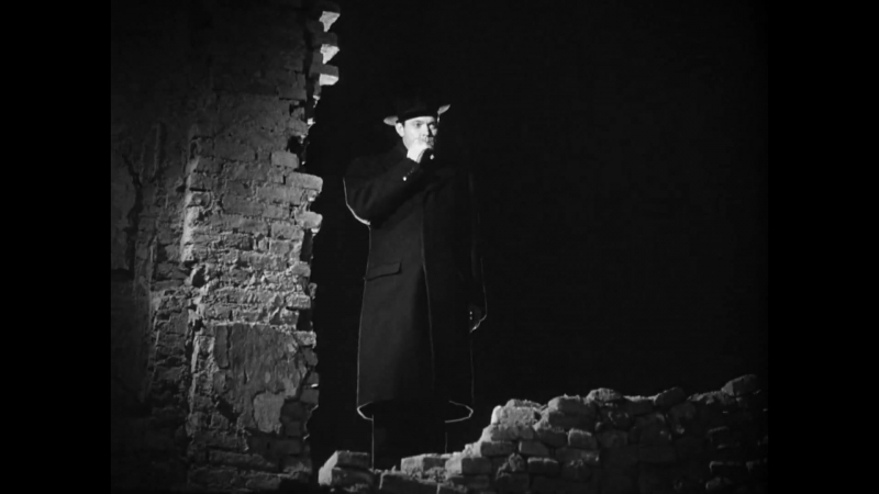 The Third Man Üçüncü Adam Kim 1949