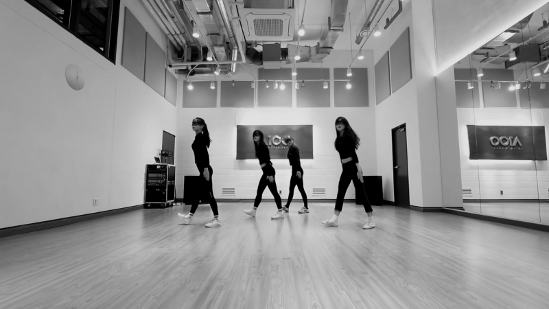 2017.04.27 A100 Entertainment First Project — PRACTICE EIGHT (Michael Jackson — Threatened)