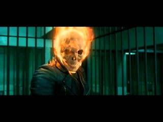 Ария Пробил час Ghost Rider Manowar Cover) (return of the warlord)