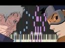 Naruto Shippuden OST 3 Obito's Theme Synthesia TedescoCreations