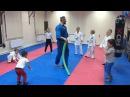 Подвижные игры в детских единоборствах. Ч-1