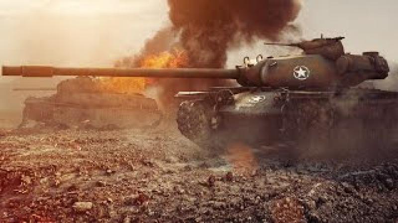 Мастер на все танки от PanzerMan79. T110E5