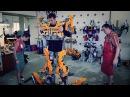 Как правильно одевать костюм робота-трансформера? Лига Роботов|