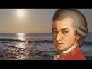 Лечебная музыка Моцарта под шум прибоя Мощный Антистресс и Антидепрессант