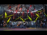 Steve Vai, Apocalyptica, Russian Guitarists and Cellists - Kashmir (Live 2016, Moscow)