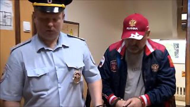 Чеченские полицейские задержаны за вымогательство 100 млн рублей у московского бизнесмена 2016