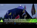 Radiohead - Glastonbury 2017 Full Stream (Part.1)