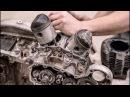 Harley Davidson Sportster V Twin Ironhead Engine Rebuild Time Lapse Redline Rebuild 6
