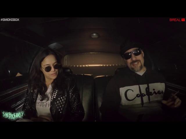 Michelle Rodriguez - The Smokebox с переводом [QUEENSxPAPALAM]