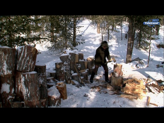Alone 180 Days on Lake Baikal. Documentary by Sylvain Tesson