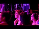 IAWLT- Tampa FL Aaron Carter watching Backstreet Boys - YouTube