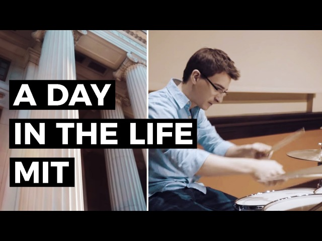 A Day in the Life: MIT Student