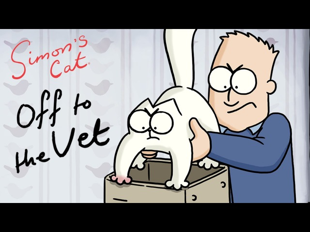 Simon's Cat 'Off to the Vet' : Preview