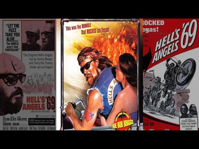 Ангелы ада `69. Один из лучших фильмов о байкерах всех времен и народов. Боевик